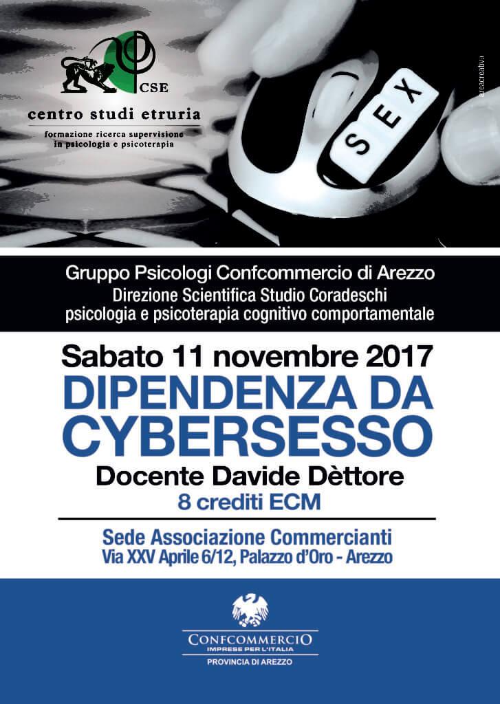 Corso ecm dipendenza da cybersesso tenuto da davide for Cora 11 novembre