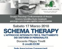 CORSO ECM: Schema Therapy, l'approccio integrato al trattamento dei Disturbi della Personalità